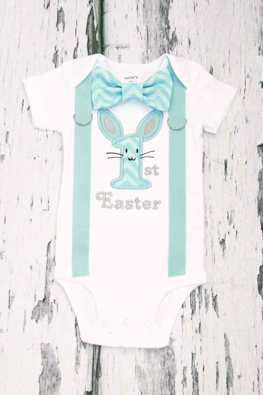 Newborn Easter Outfit 3