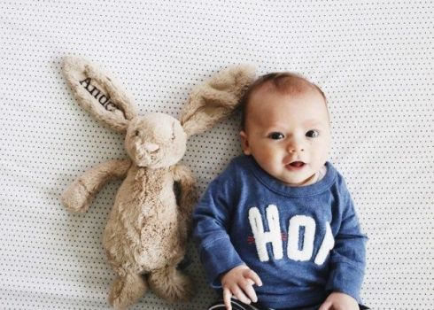 Newborn Easter Outfit 35