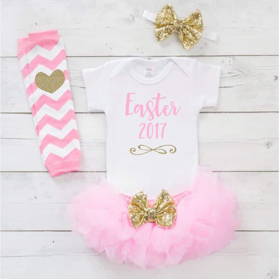 b751a0e4f Newborn Easter Outfit 50 - mybabydoo
