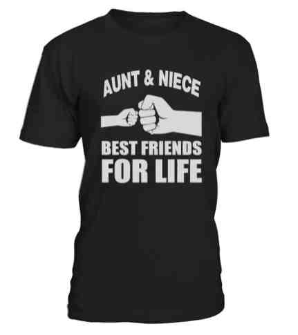 Aunt And Niece Shirts 9