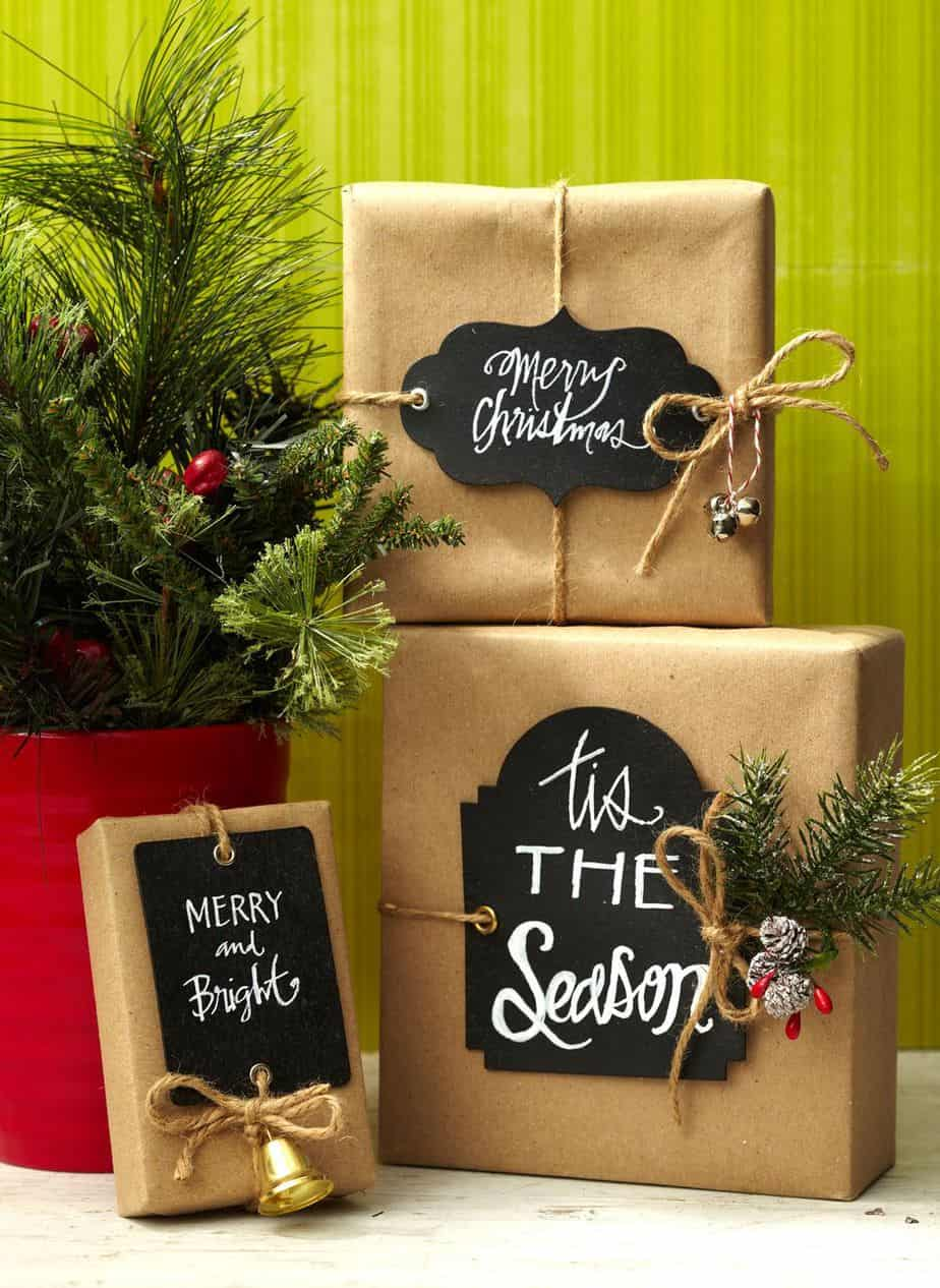 Christmas Gift Wrapping Ideas 25