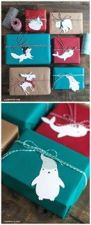 Christmas Gift Wrapping Ideas 29