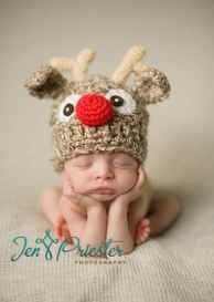 Newborn Christmas Pictures 7