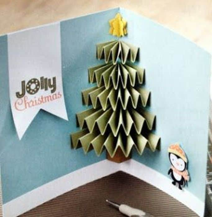 DIY Christmas Card 7 Result