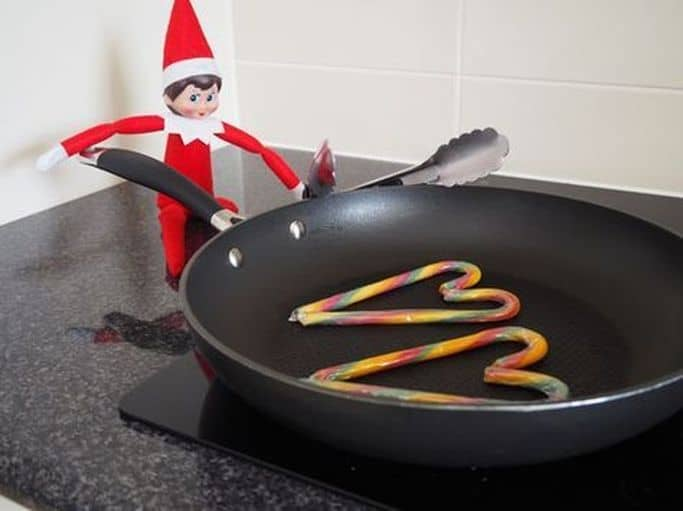 Elf On The Shelf 1 Result