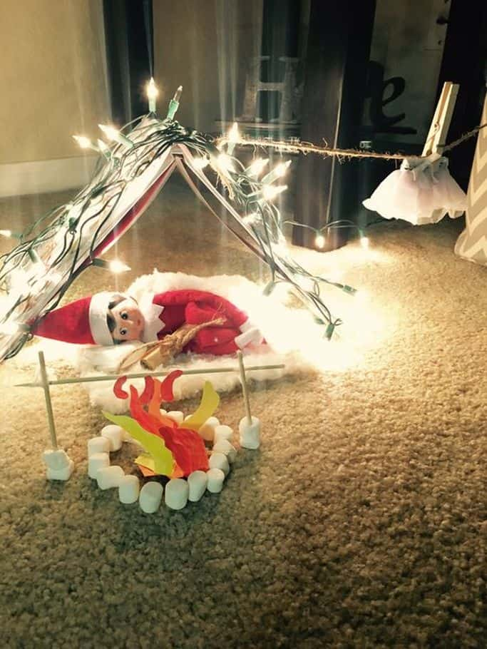 Elf On The Shelf 3 Result