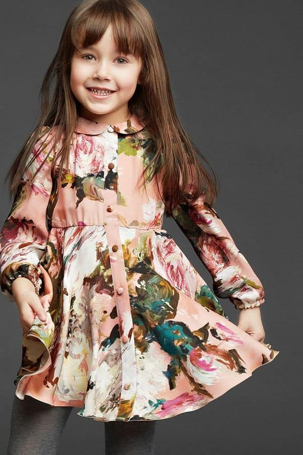 Floral Dress Kids 3 Result