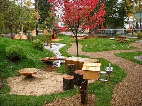 Natural Playscape Kids 2 Result