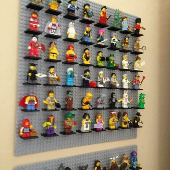 DIY Lego Minifigure Storage 5 Result