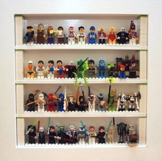 DIY Lego Minifigure Storage 9 Result