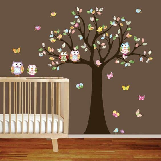 Wall Sticker Baby Nursery 12 Result