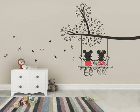Wall Sticker Baby Nursery 2 Result
