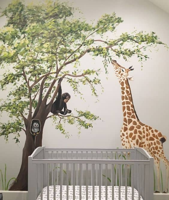 Wall Sticker Baby Nursery 5 Result