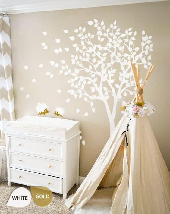 Wall Sticker Baby Nursery 7 Result