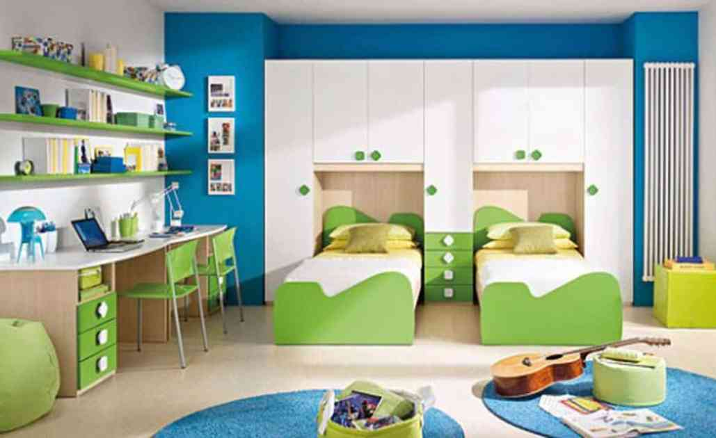 17 Simple and Brilliant Small Children\'s Room Ideas - mybabydoo
