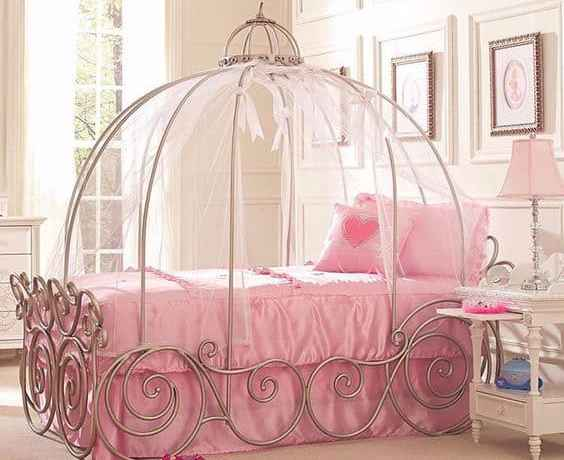 Tricks Of Creating A Princess Themed Bedroom Mybabydoo