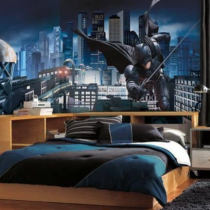 marvel themed bedroom ideas