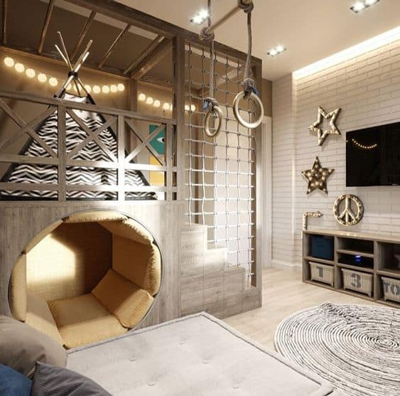 20 cool kids room decor ideas that are irresistible mybabydoo rh mybabydoo com cool-kids-rooms decorating ideas cool kids room ideas