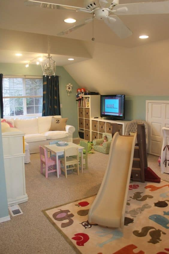 adorable kids' playroom ideas
