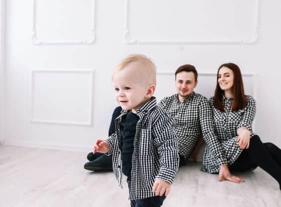 Fun Family Picture Ideas