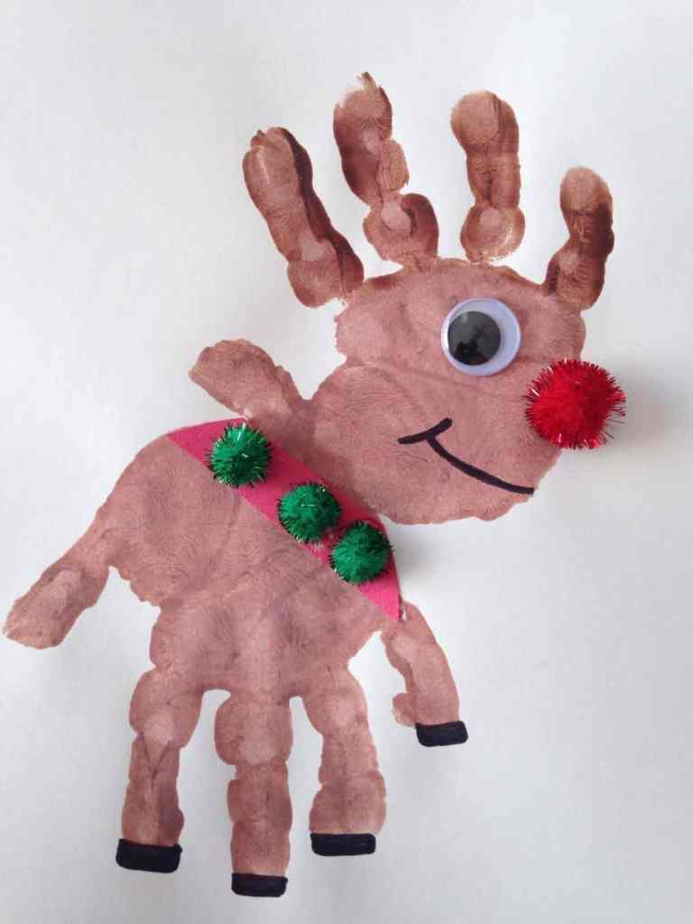 Christmas Crafts For Kids 31