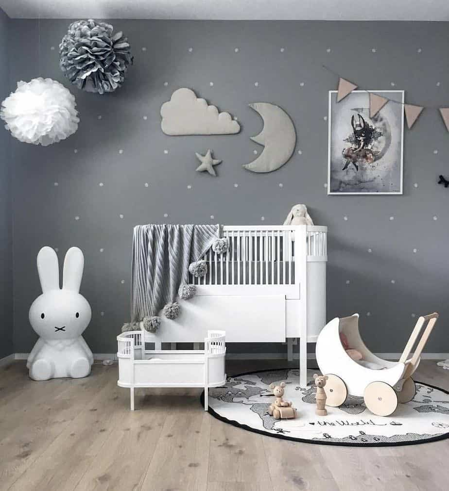 Cute Baby Rooms 16