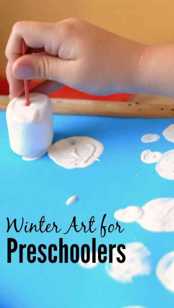 Preschool Crafts WinterChristmas 10
