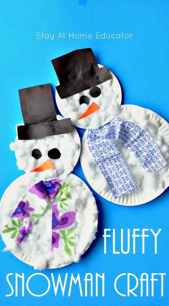 Preschool Crafts WinterChristmas 11
