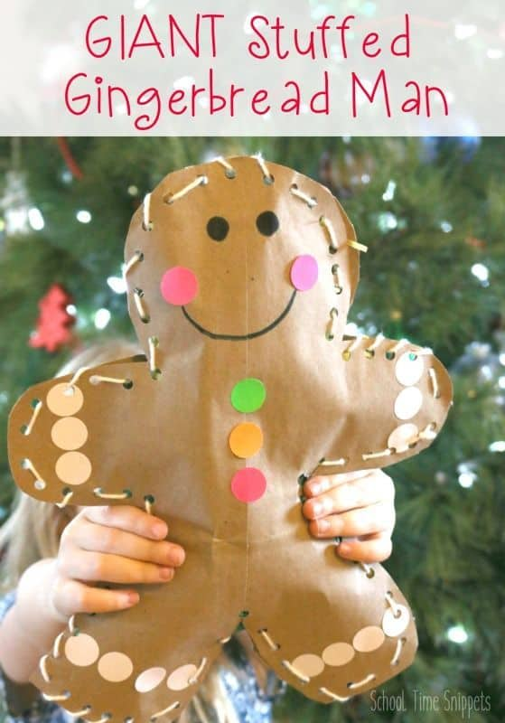 Preschool Crafts WinterChristmas 20