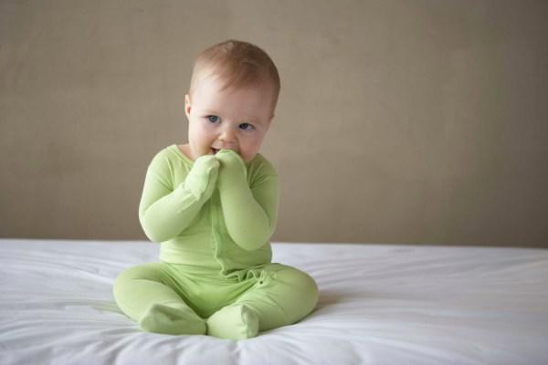 Baby Footie Pajamas