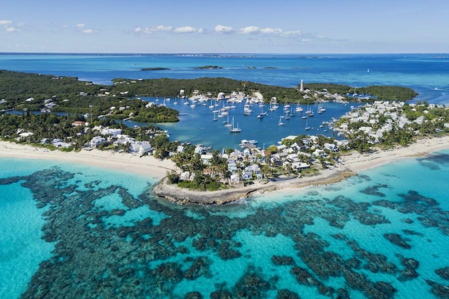ragged island bahamas