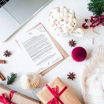 Santas Secret Letter