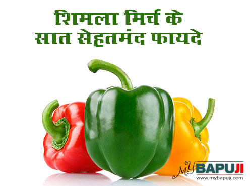 Amazing Benefits Of Capsicum