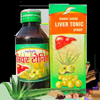 Achyutaya Hariom Liver Tonic Syrup