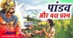 पांडव और यक्ष प्रश्न   Complete dialogue between Yudhisthir and Yaksha