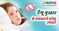 डेंगू का आयुर्वेदिक इलाज और सरल घरेलू उपाय | Dengue ka Ayurvedic ilaj