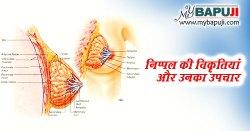 स्तन के निप्पल में होने वाली सामान्य परेशानियाँ और उनका उपचार
