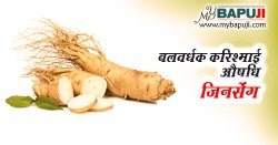 जिनसेंग के करिश्माई फायदे - Ginseng in Hindi