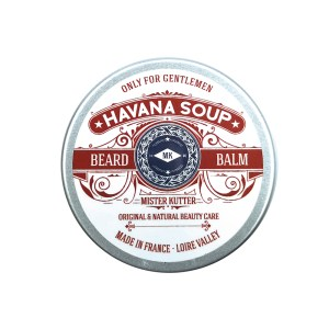 baume pour barbe Havana Soup Mister Kutter Beauty Care