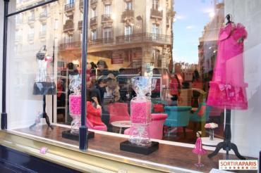 Detalhe da vitrine   Crédito da imagem: www.sortiraparis.com