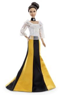 Crédito da imagem: divulgação Barbie Collector/Mattel.