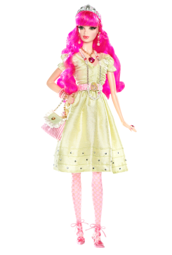 Tarina Tarantino Barbie Doll | Crédito da imagem: divulgação www.barbiecollector.com / Mattel