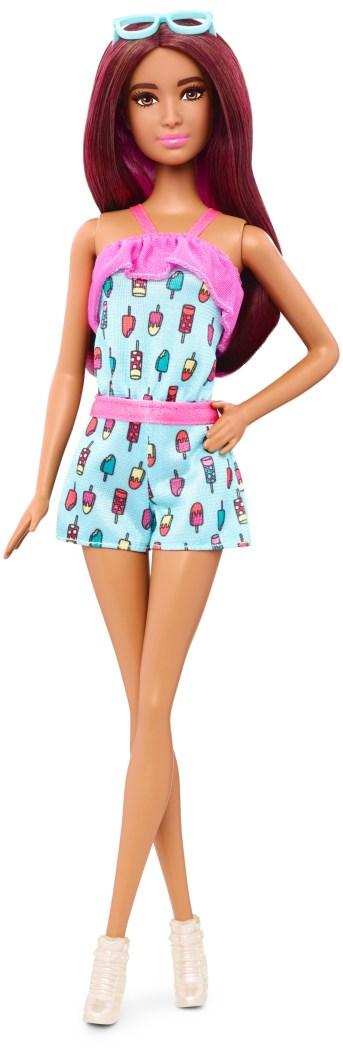 Original Ice Cream Romper   Crédito da imagem: divulgação Mattel   www.barbie.com