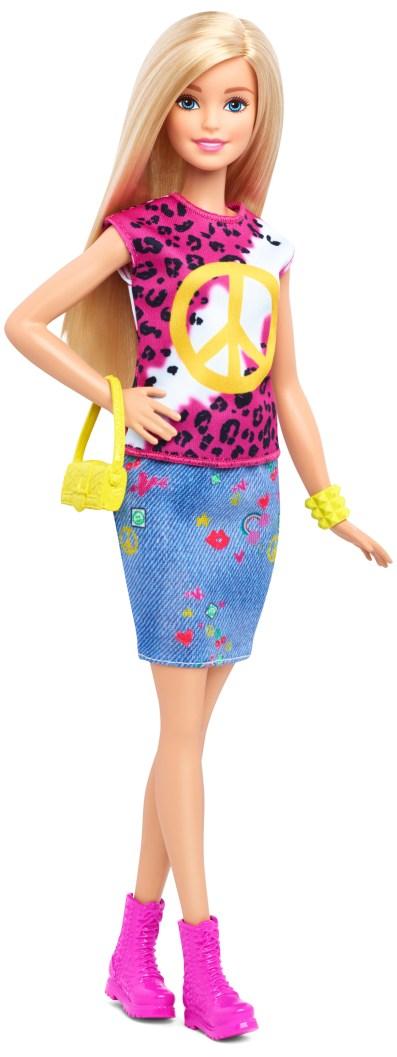 Original Peace & Love   Crédito da imagem: divulgação Mattel   www.barbie.com