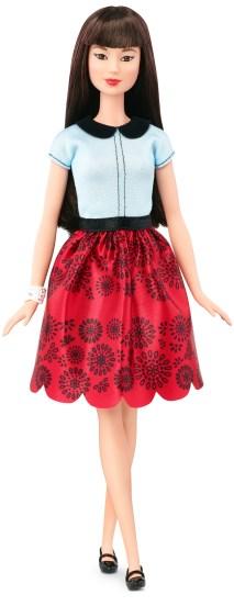 Original Ruby Red Floral   Crédito da imagem: divulgação Mattel   www.barbie.com