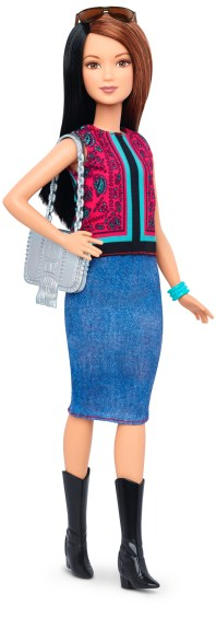 Petite Pretty in Paisley   Crédito da imagem: divulgação Mattel   www.barbie.com