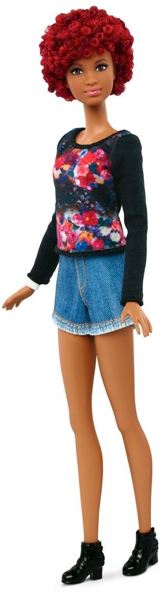 Tall Fab Fringe   Crédito da imagem: divulgação Mattel   www.barbie.com
