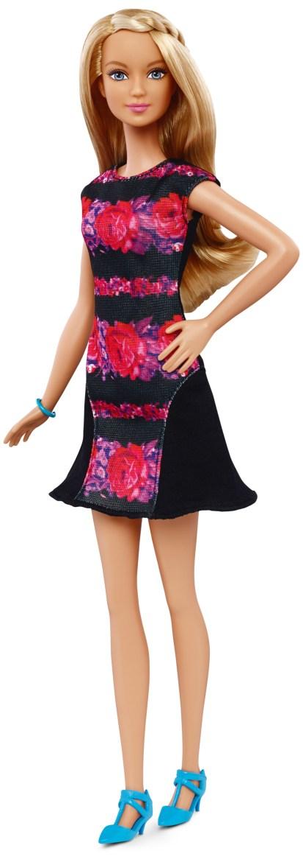 Tall Floral Flair   Crédito da imagem: divulgação Mattel   www.barbie.com