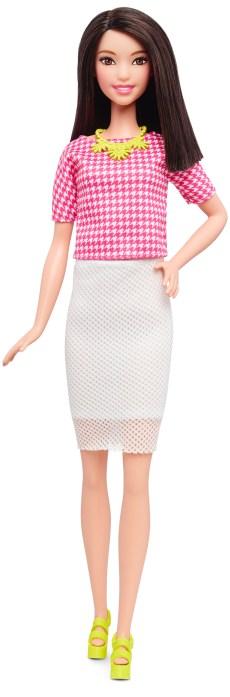 Tall   Crédito da imagem: divulgação Mattel   www.barbie.com