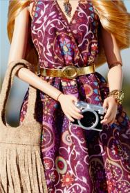 Crédito da imagem: Divulgação Mattel / www.thebarbiecollection.com